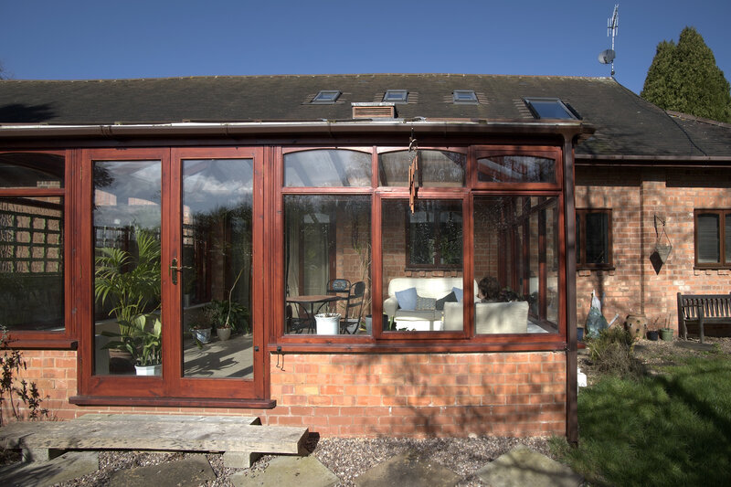 Solid Roof Conservatories in Luton Bedfordshire